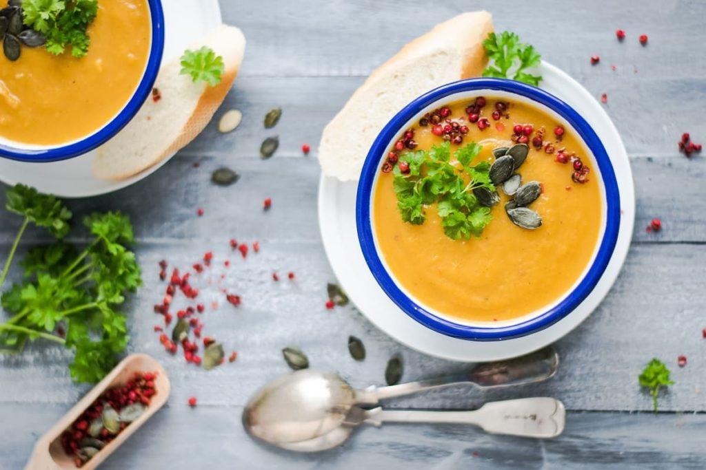 Sopa de verduras | Dietista