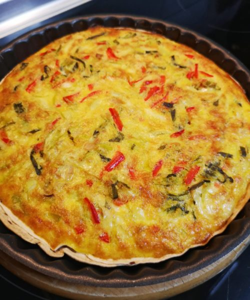 quiche light